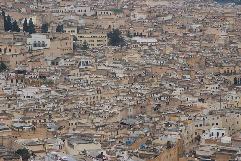 Great Destinations Without Cars: Fes el-Bali, Morocco