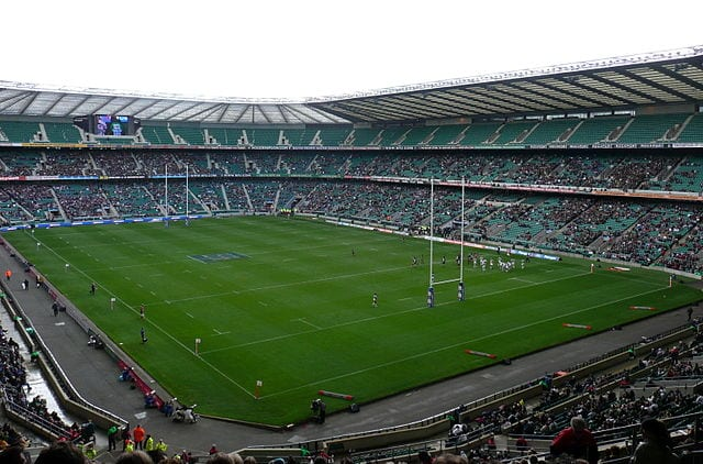 Largest Stadiums In Europe: Twickenham Stadium, London