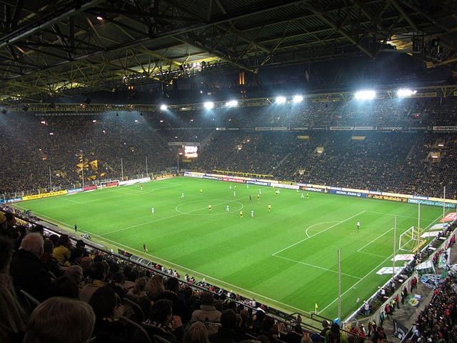 Largest Stadiums In Europe: Westfalenstadion (Signal Iduna Park), Dortmund
