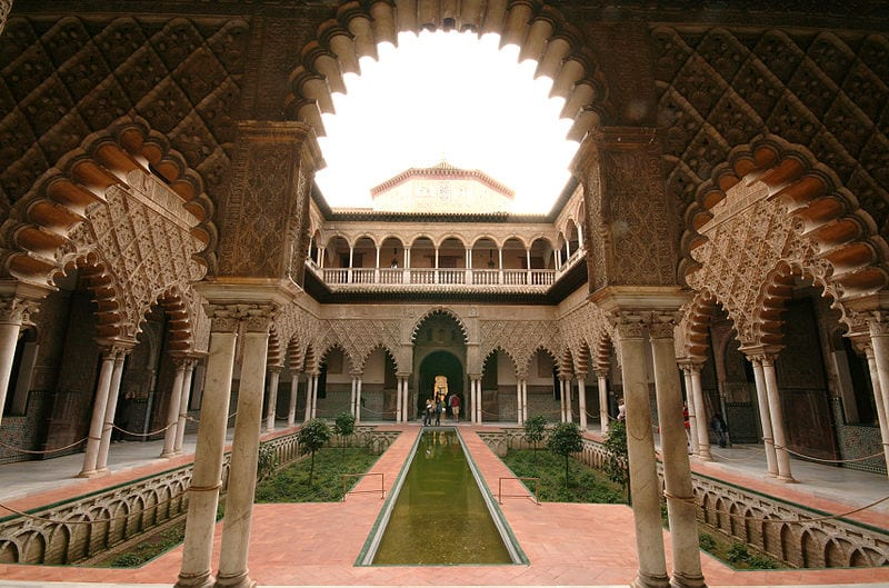 Best Attractions In Seville: Alcázar of Seville