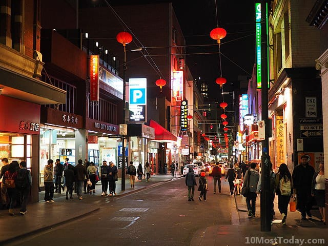 Best Chinatowns In The World: Melbourne