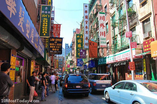 Best Chinatowns In The World: New York