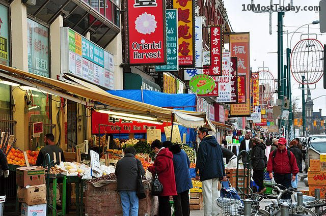 Best Chinatowns In The World: Toronto