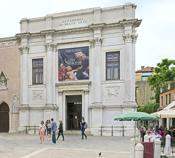 Best Attractions In Venice: Galleria dell'Accademia