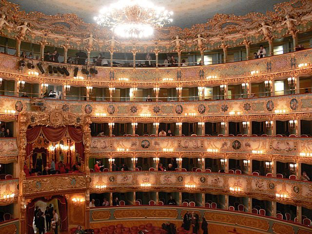 Best Attractions In Venice: La Fenice