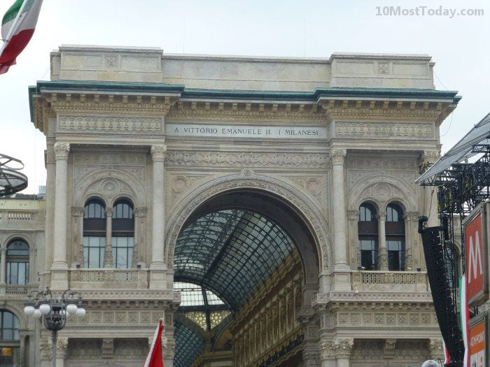 Best Attractions In Milan