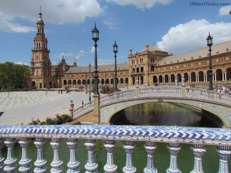 Fascinating Microclimates From Around The World: Seville