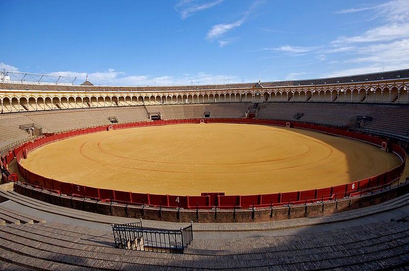 Best Attractions In Seville: Plaza de toros de la Real Maestranza