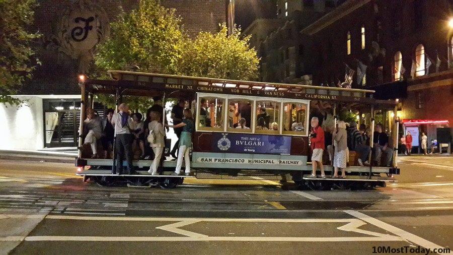 10 Tram Systems Worth The Ride: San Francisco, California