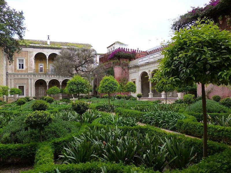 Best Attractions In Seville: Casa de Pilatos