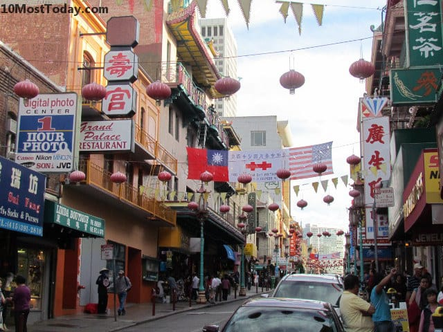Best Attractions In San Francisco: Chinatown