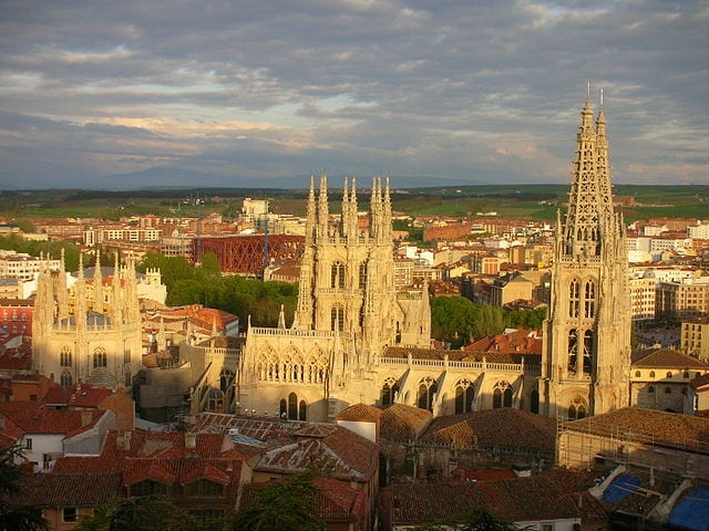 Most Amazing Medieval Cathedrals In Europe: Burgos Cathedral