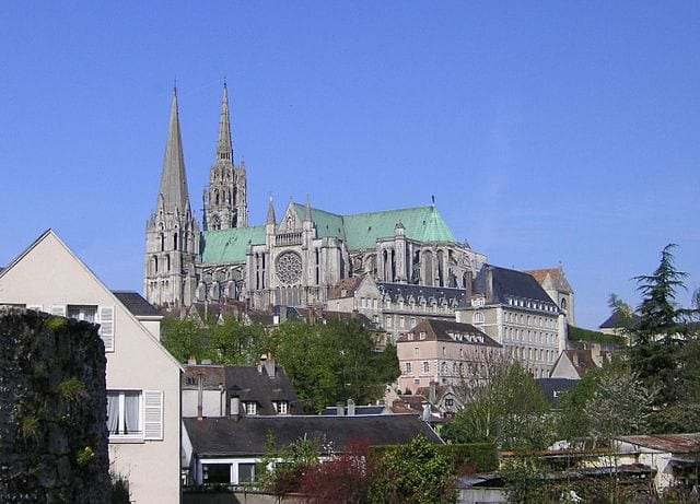 Most Amazing Medieval Cathedrals In Europe: Chartres Cathedral