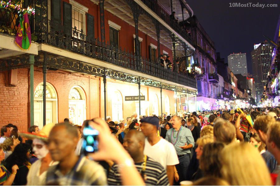 Annual World Festivals Worth The Trip: Mardi Gras, New Orleans