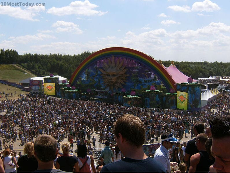 Annual World Festivals Worth The Trip: Tomorrowland