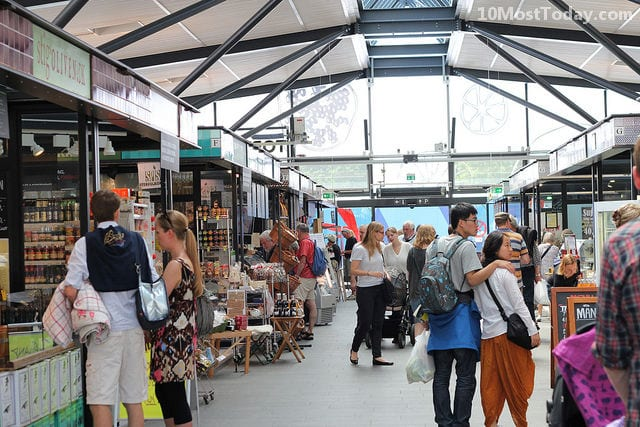 Best Indoor Markets In The World: Torvehallerne Market, Copenhagen