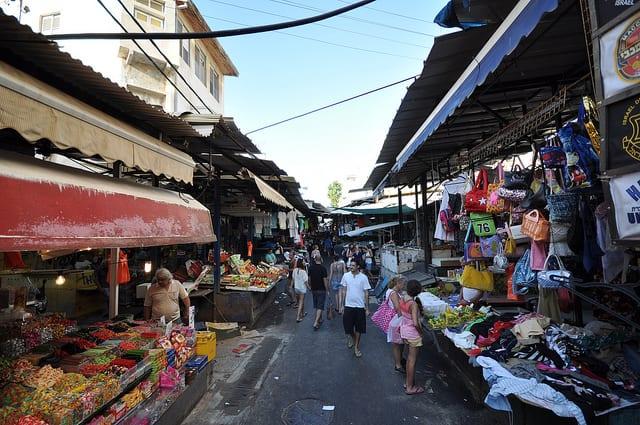 Best Attractions In Tel Aviv: Carmel Market