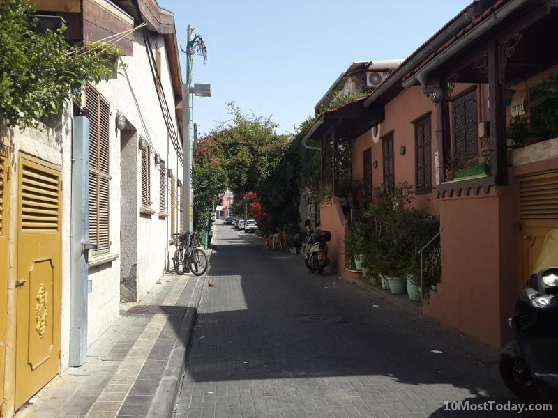 Best Attractions In Tel Aviv: Neve Tzedek