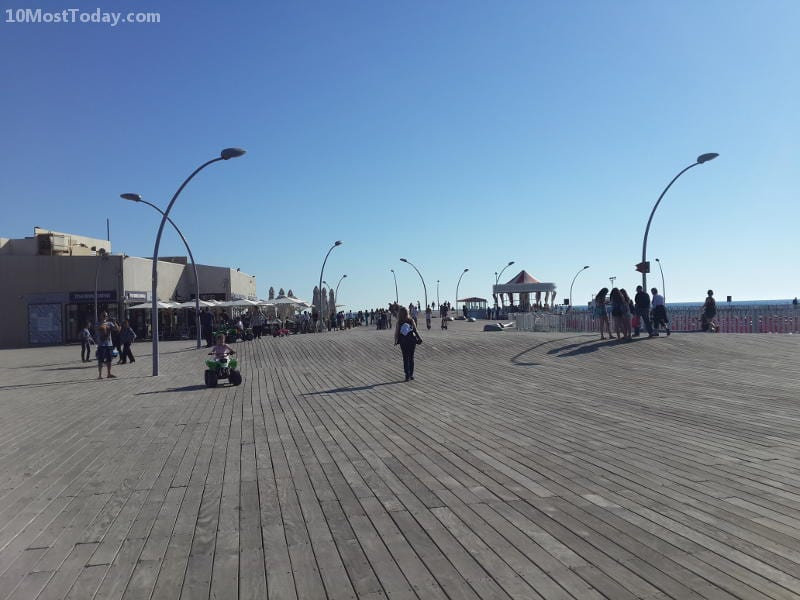 Best Attractions In Tel Aviv: Tel Aviv Port