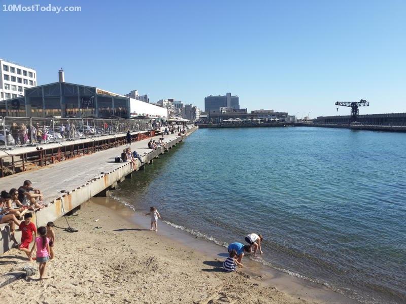 Best Attractions In Tel Aviv: Tel Aviv Port
