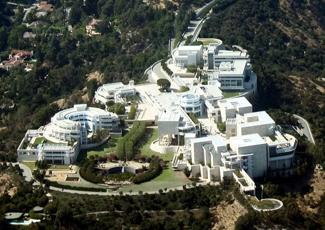Best Attractions In Los Angeles: The Getty Center
