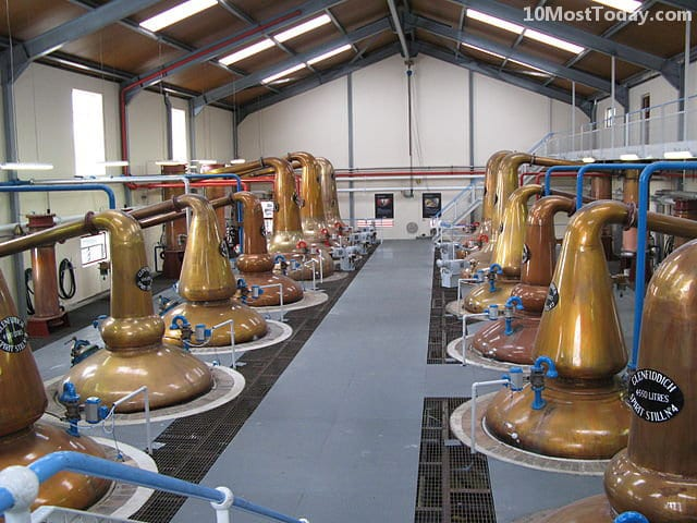 Best Whisky Distillery Tours In The World: Glenfiddich Distillery