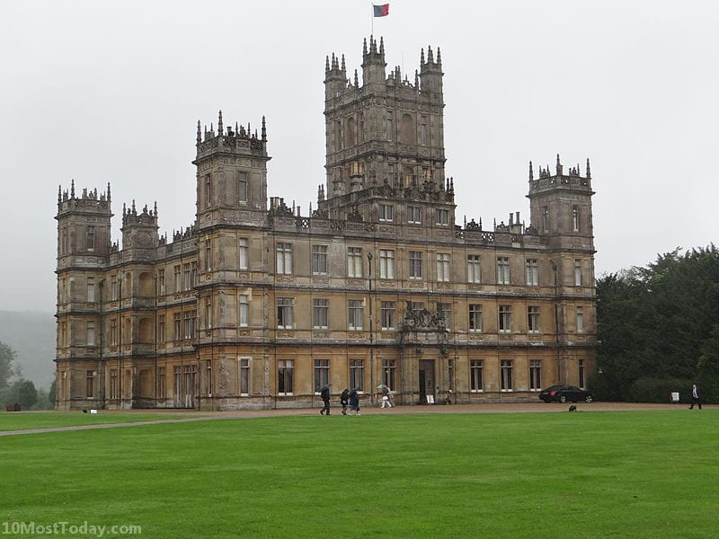 Pilgrimage Sites For TV Lovers: Highclere Castle, Berkshire