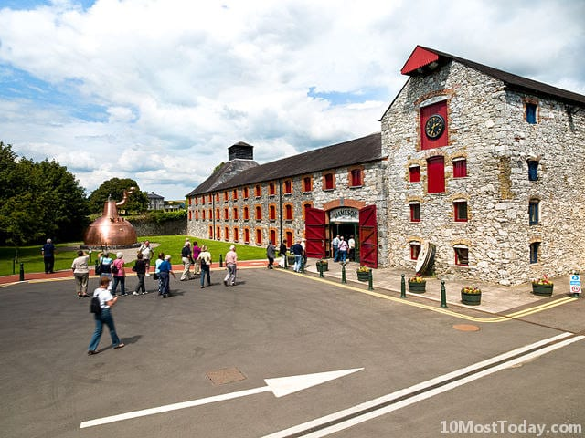 Best Whisky Distillery Tours In The World: The Jameson Experience