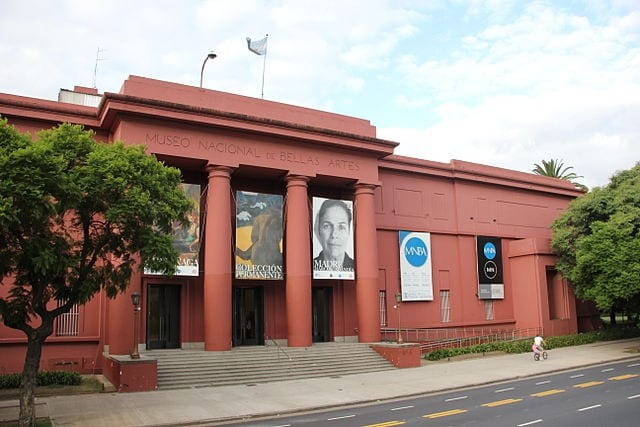 Best Attractions In Buenos Aires: Museo Nacional de Bellas Artes