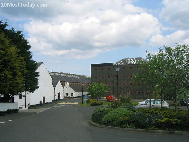 Best Whisky Distillery Tours In The World: Old Bushmills Distillery