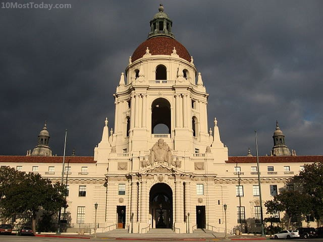 Pilgrimage Sites For TV Lovers: Pasadena City Hall, Pasadena, California