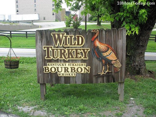 Best Whisky Distillery Tours In The World: Wild Turkey Distillery