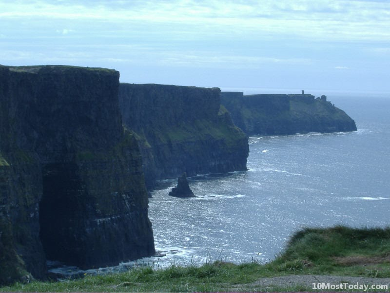 Best Attractions In Ireland: The Cliffs of Moher