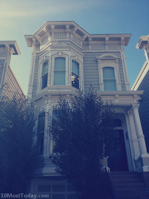 Pilgrimage Sites For TV Lovers: 1709 Broderick St, San Francisco