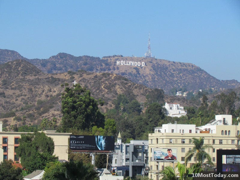 Best Attractions In Los Angeles: The Hollywood Sign