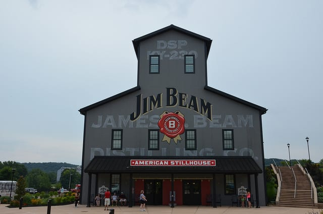 Best Whisky Distillery Tours In The World: Jim Beam American Stillhouse