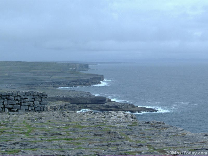 Best Attractions In Ireland: Inis Mór island, Aran Islands