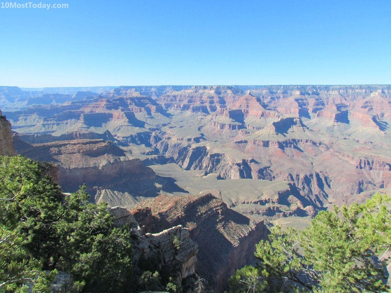 Most Breathtaking Canyons In The World: The Grand Canyon, Arizona
