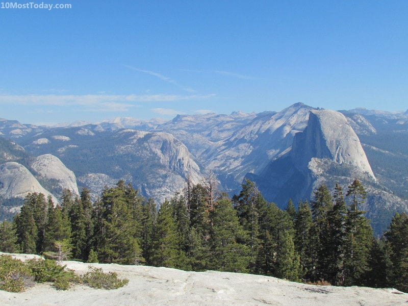 Best Attractions In California: Yosemite National Parks