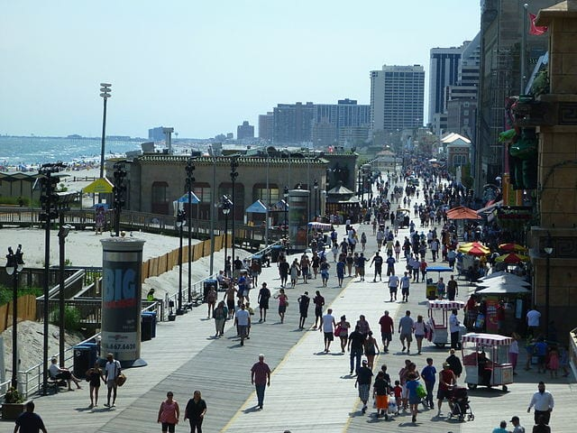 Best Gambling Destinations In The World: Atlantic City