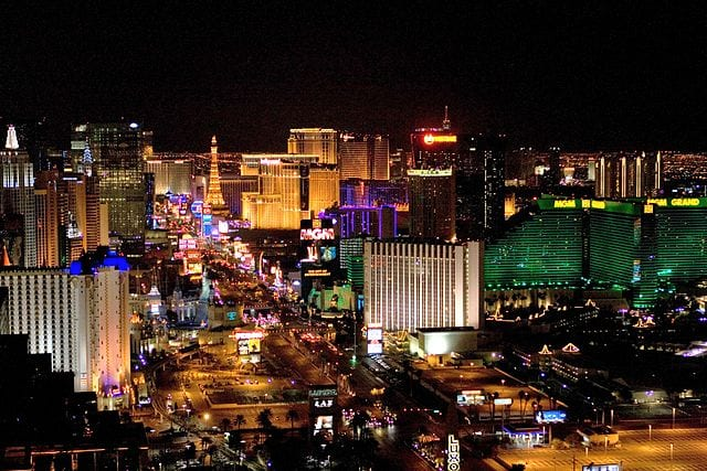 Best Gambling Destinations In The World: Las Vegas