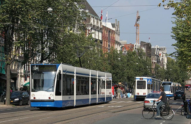 10 Tram Systems Worth The Ride: Amsterdam, Netherlands