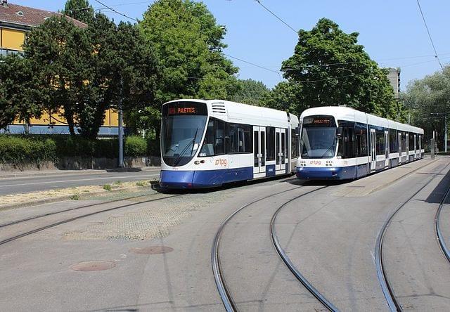 10 Tram Systems Worth The Ride: Geneva, Switzerland