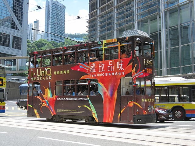 10 Tram Systems Worth The Ride: Hong Kong