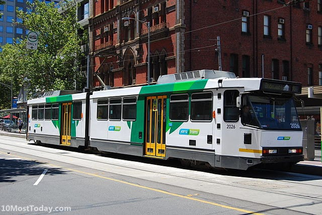 10 Tram Systems Worth The Ride: Melbourne, Australia
