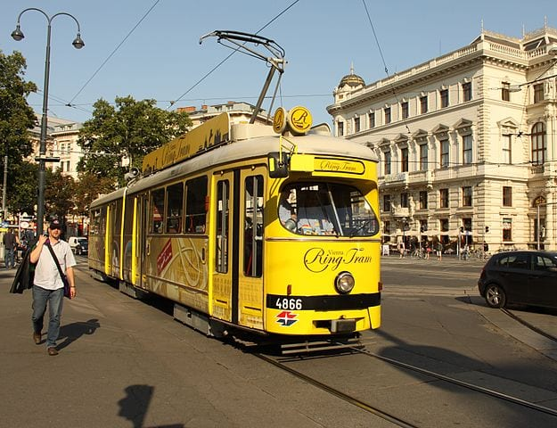 10 Tram Systems Worth The Ride: Vienna, Austria