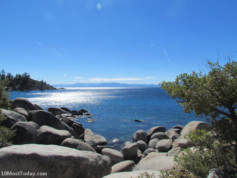 10 Best Attractions In California: Lake Tahoe