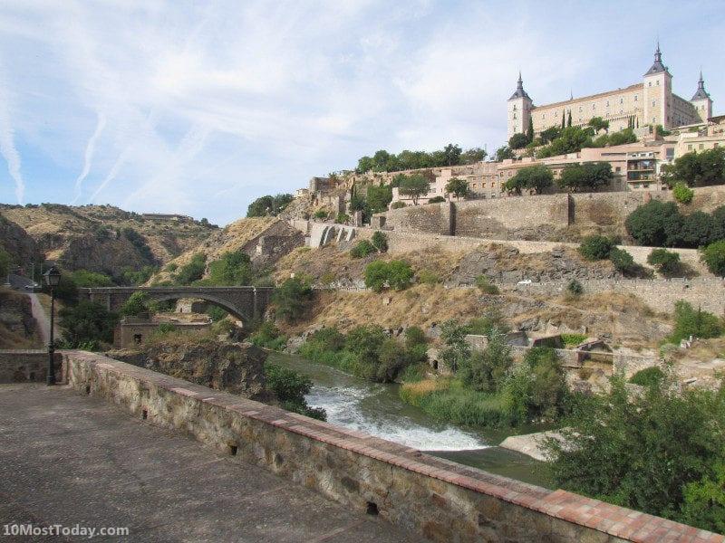 Best Preserved Medieval cities: Toledo