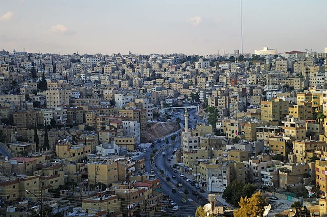 Fascinating Microclimates From Around The World: Amman