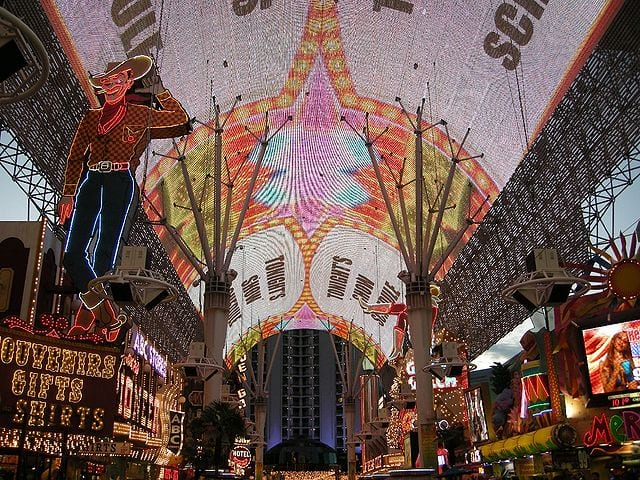 Best Attractions In Las Vegas: Fremont Street Experience